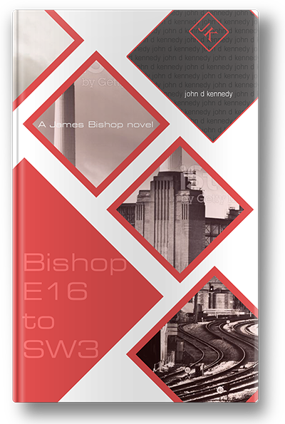 Author John Kennedy - BISHOP E16 to SW3